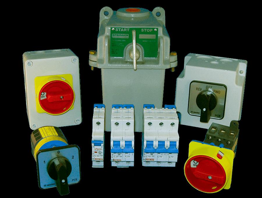 Industrial Control Equipment Springer Controls Company