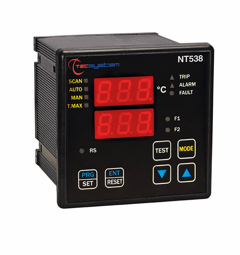NT538 - 8 Temperature inputs