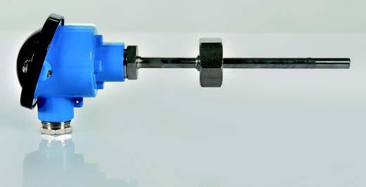 PTO - Pt100 sensor