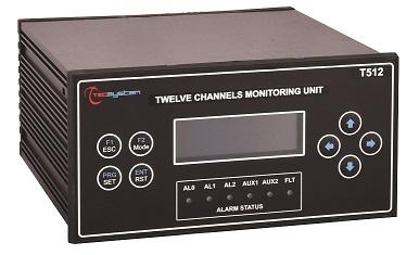 T512 - 12 Inputs