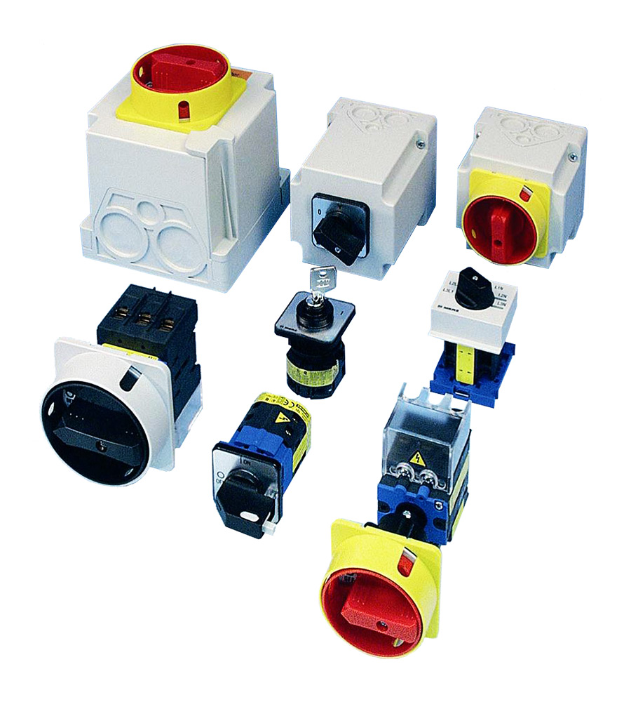 Merz GmbH Low-Voltage Switches | Springer Controls Company