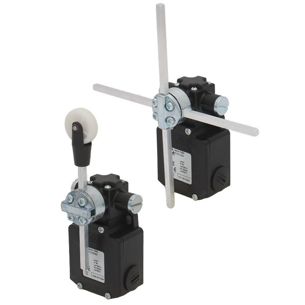 X-FSC / X-FRZ Position Limit Switches