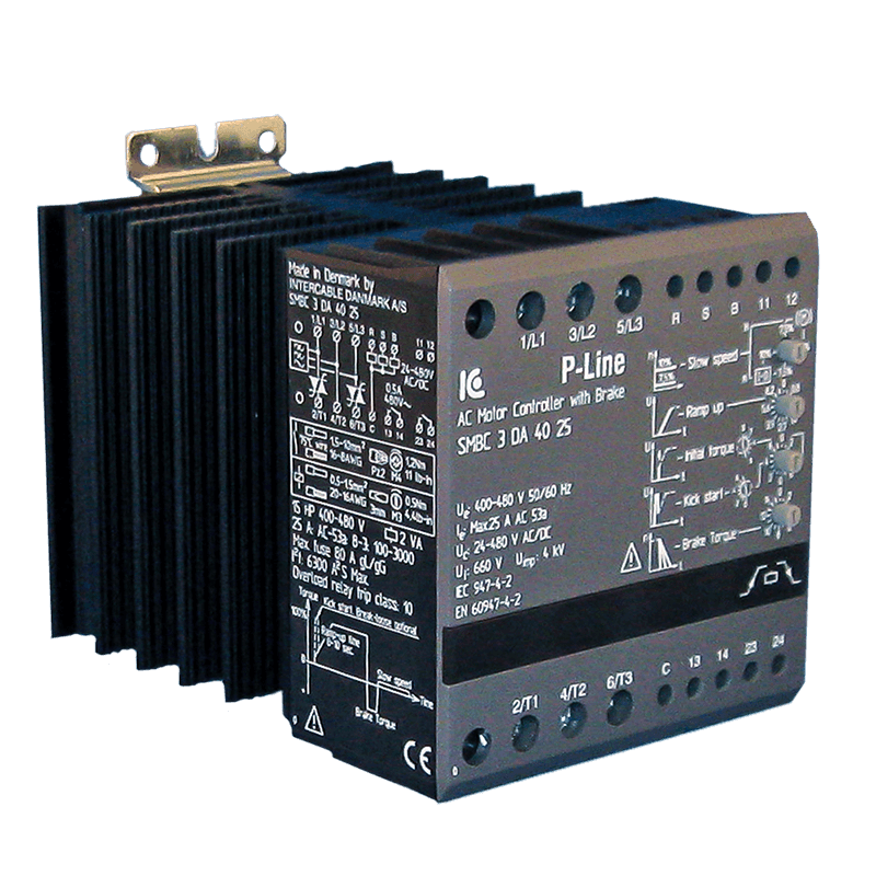 Solid-State Contactors/Starters