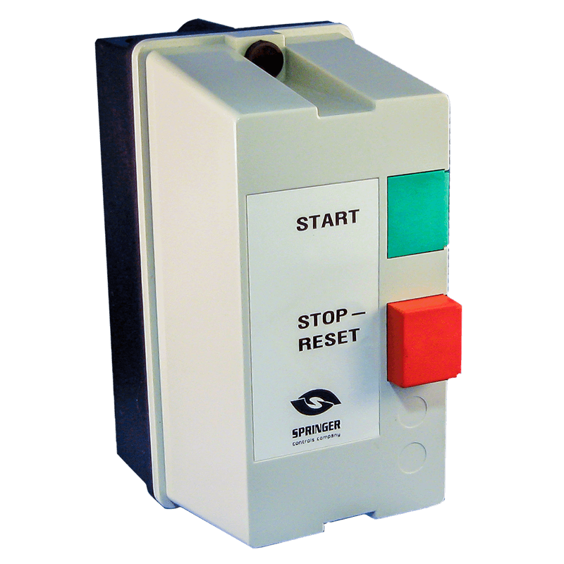 Assembled AC Motor Starters