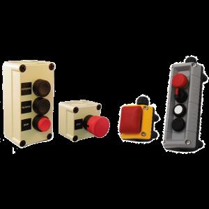 Push Button Control Stations Amp Pendants Springer