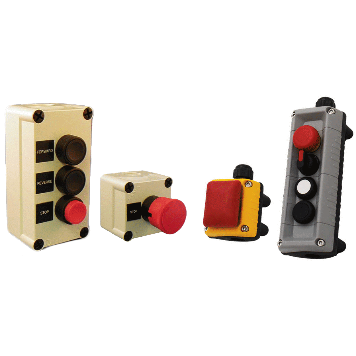 Push Button Control Stations Pendants Springer Controls Company And The Forward Motor Starter Reverse