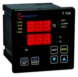 T154 - 4 Temperature inputs