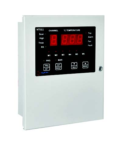 NT511 - Combination Transformer and Fan monitoring system