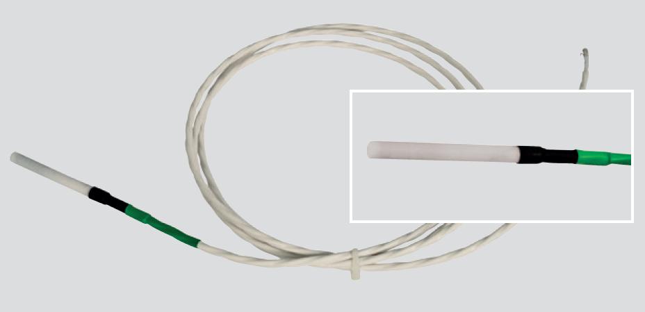 PTFE - Pt100 sensor