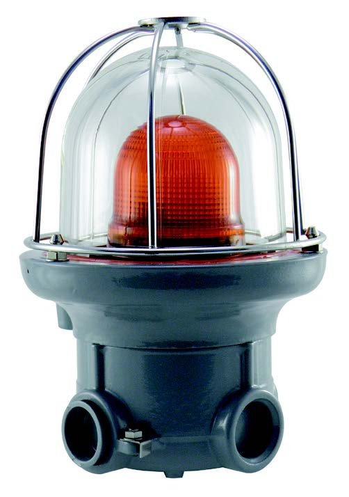 Explosion Proof Bicolor Dome Light
