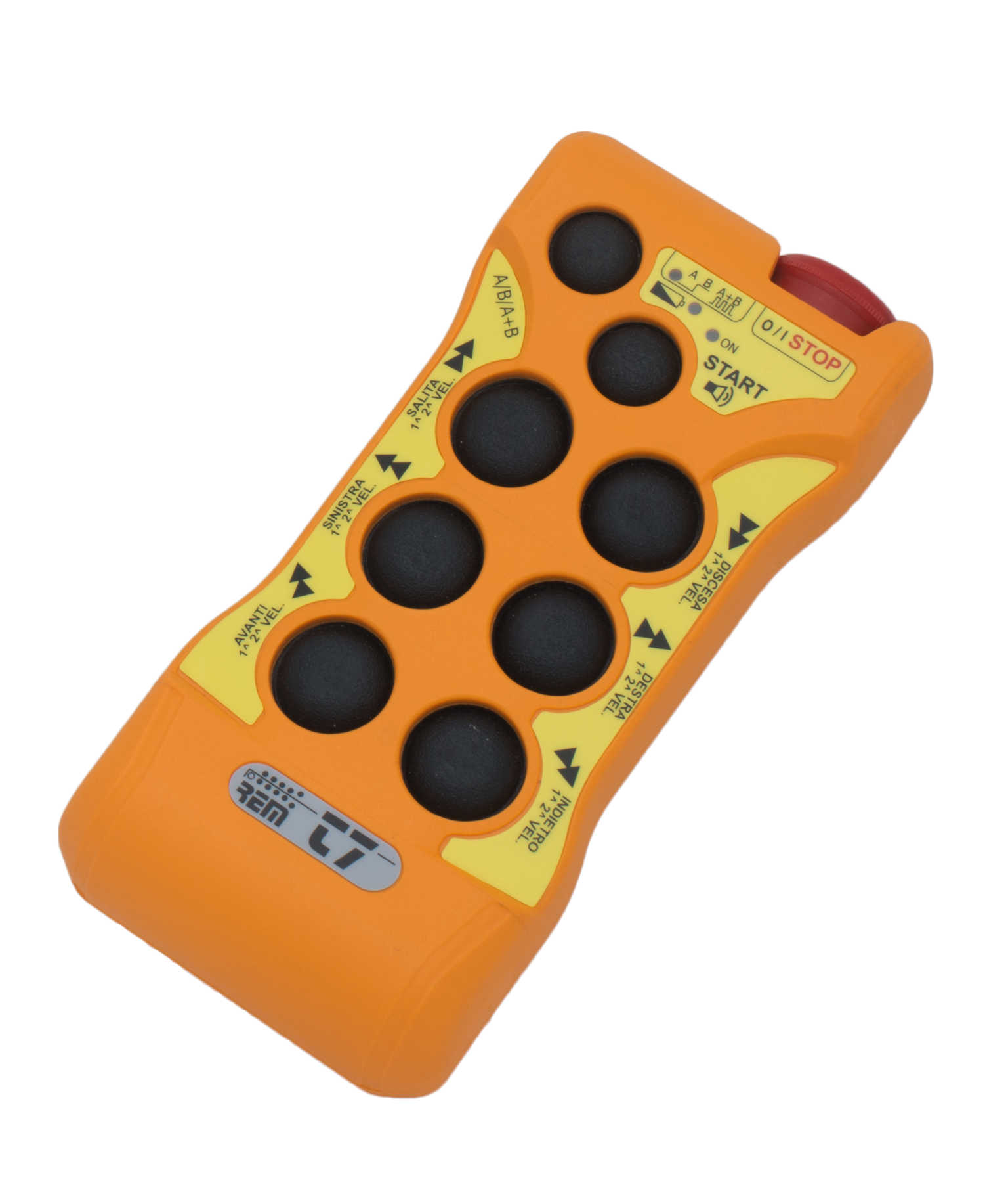 T Series - T3 - T5 - T7 Radio Remote Control