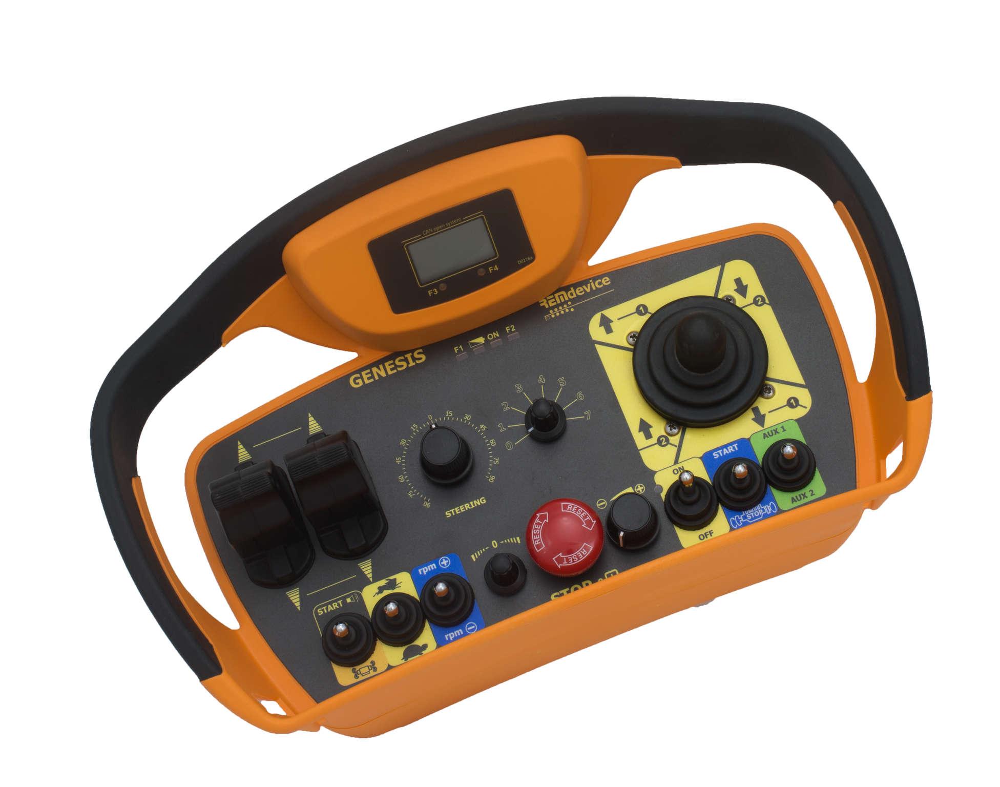 Genesis Radio Remote Control